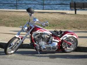 IronHorse Motrocycle