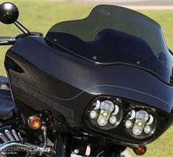 Harley Road Glide Lights