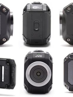 JVC Adiccion Camera views