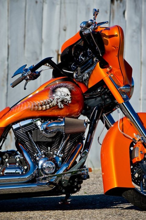 2009 Hd Street Glide Contest Entry Beantown Baggers