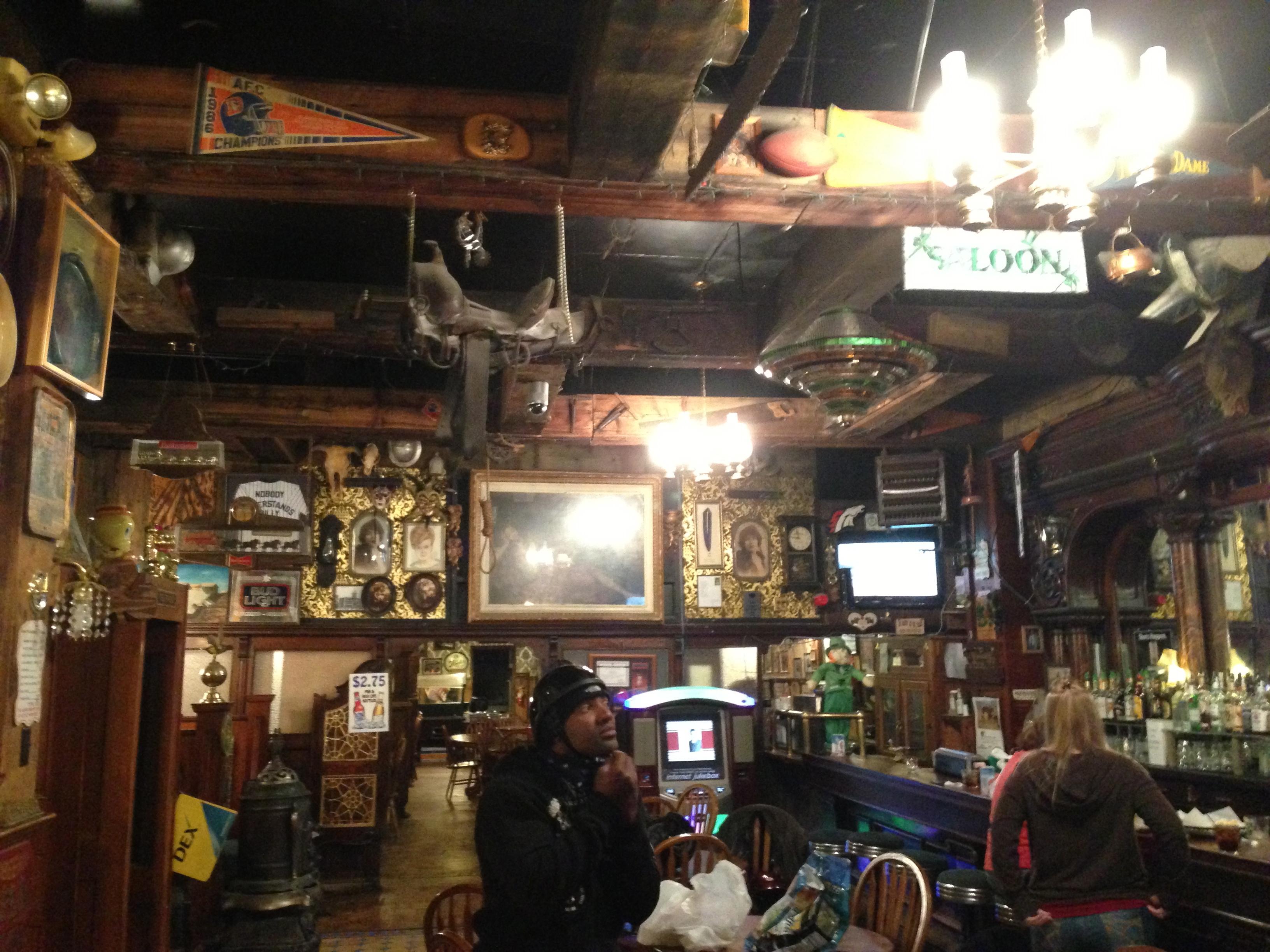 The Legendary Silver Dollar Saloon Leadville Co A