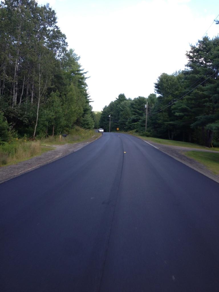 Defined as a Biker's heaven.  20 miles of curvy, fresh road
