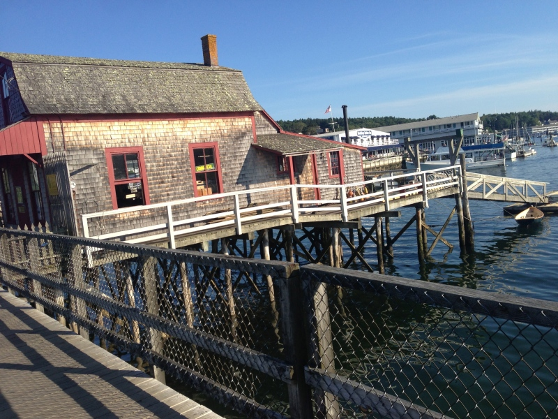 House in the middle of the water for sale: $795k - wtf!