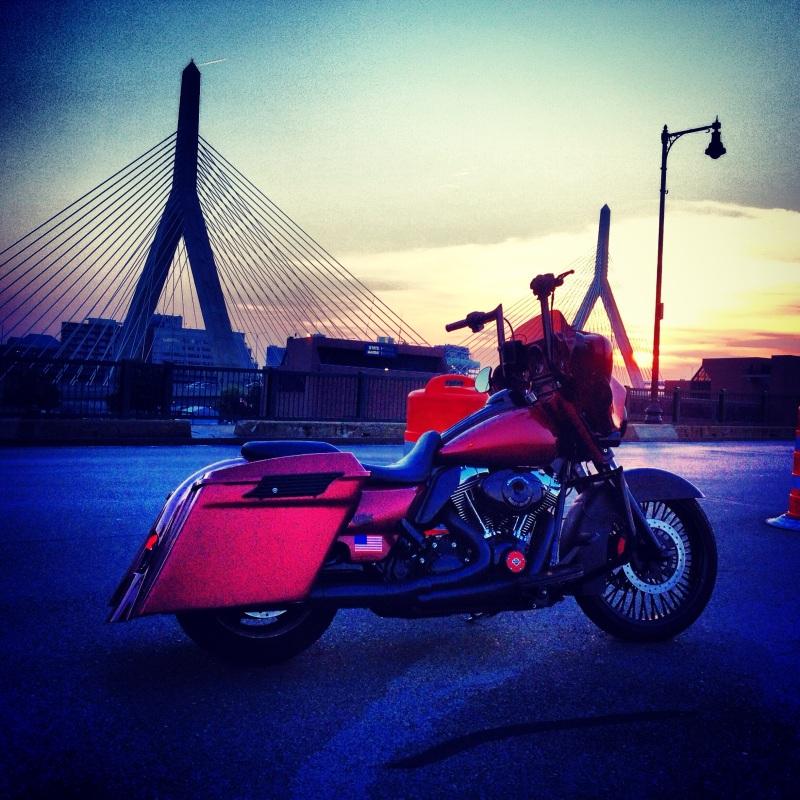 Orange Street glide