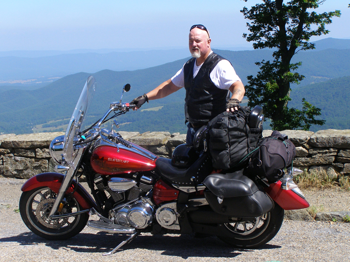 Doug Fayle at age 61