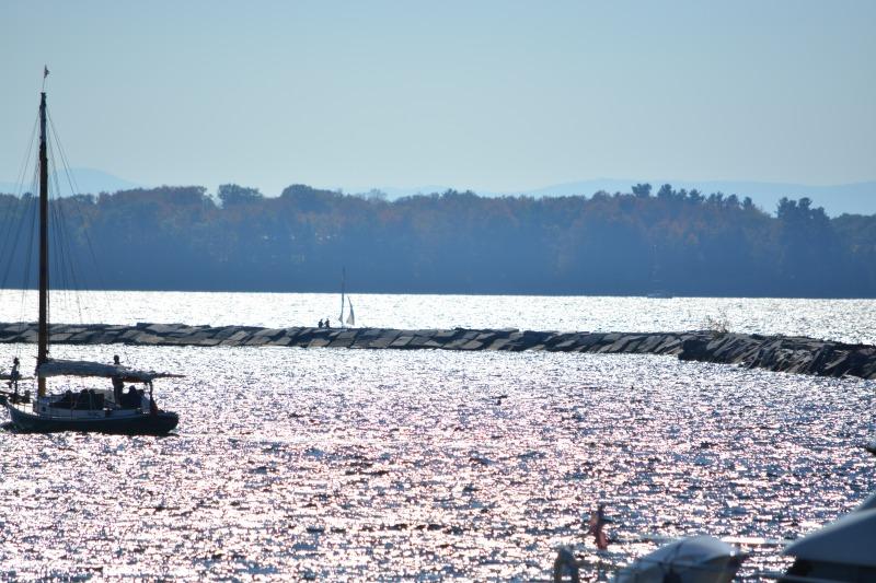 Lake Champlain Burlington VT