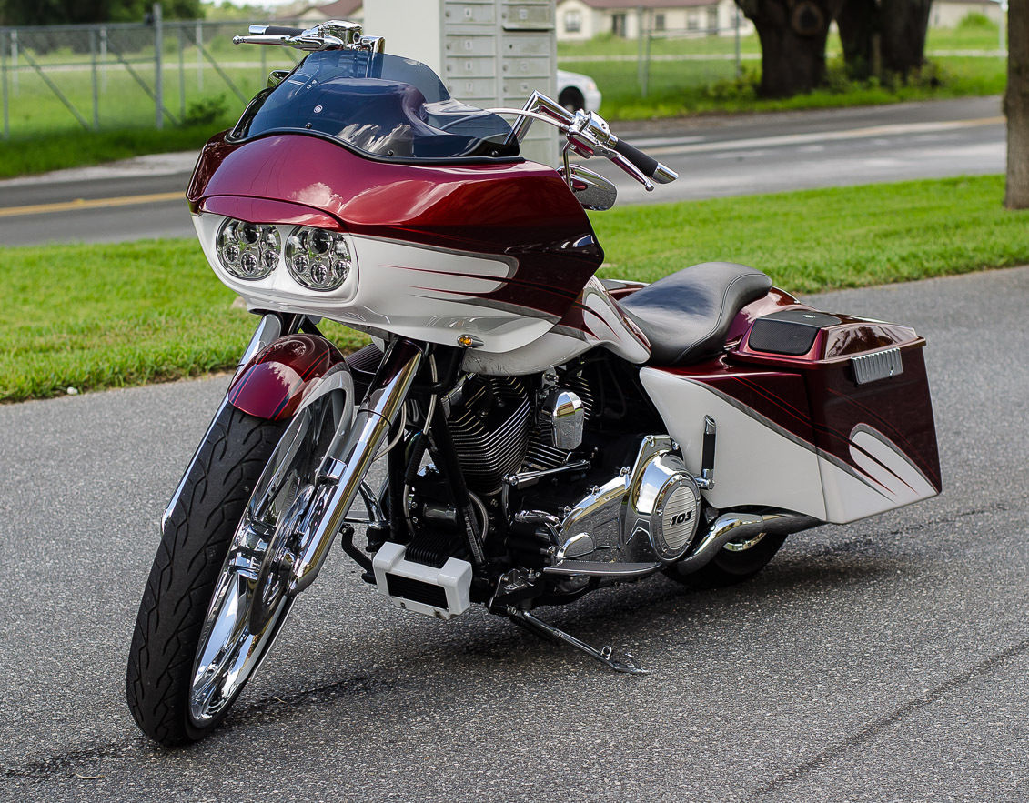 Candy Kane Road Glide ...