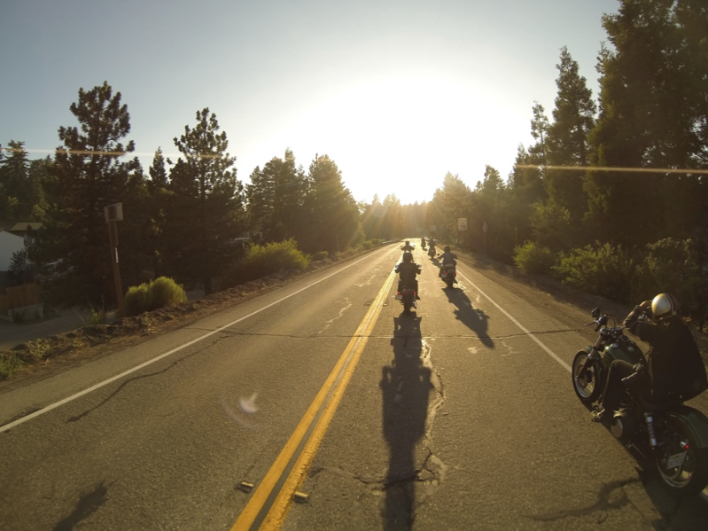 From the GoPro - stills