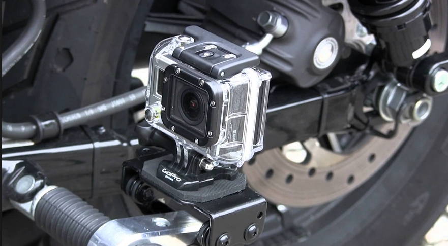 Bagger Accessories Action Cams Gopro Beantown Baggers