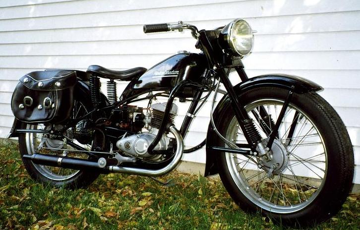 1951 Harley Davidson Hummer