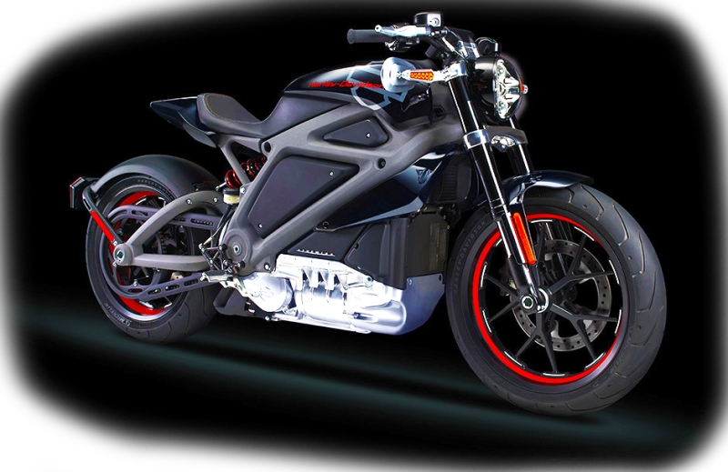 live wire magazine cutout - Harley Davidson's First Electric Bike