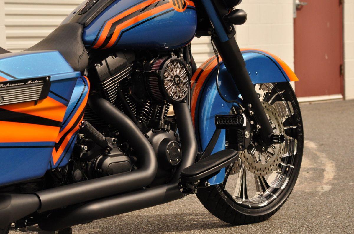 17 Inch Low Profile Tires >> eBay Bike of the Week | 2013 Street Glide | Beantown Baggers