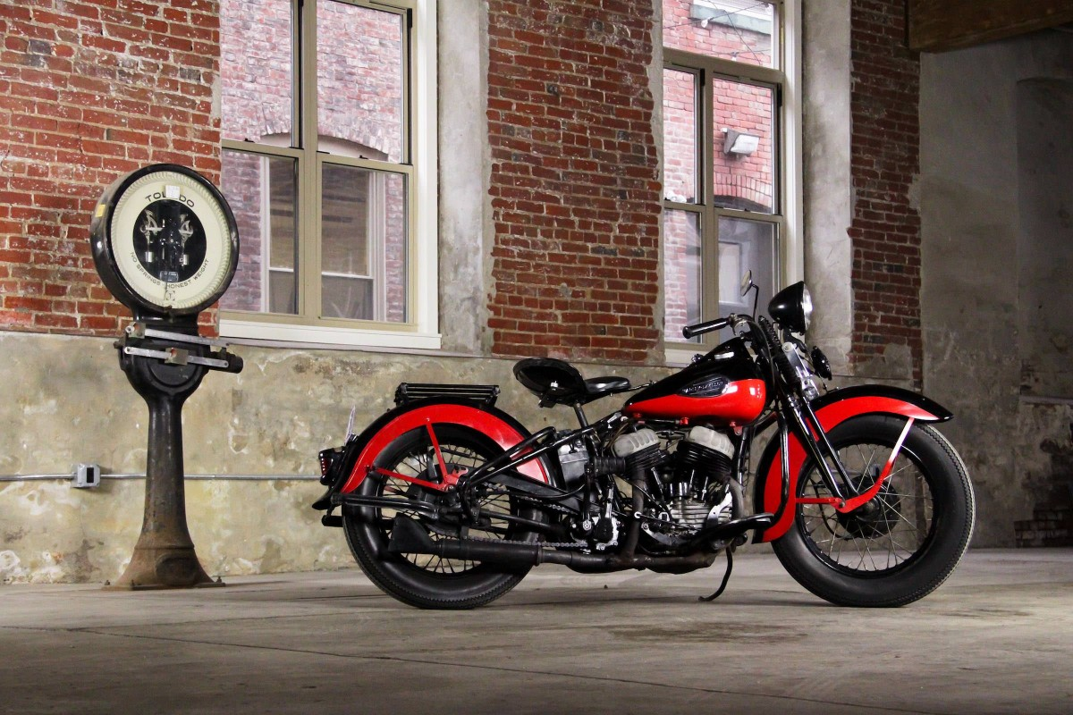 1942 Harley Davidson WLA | If you want it, it's yours